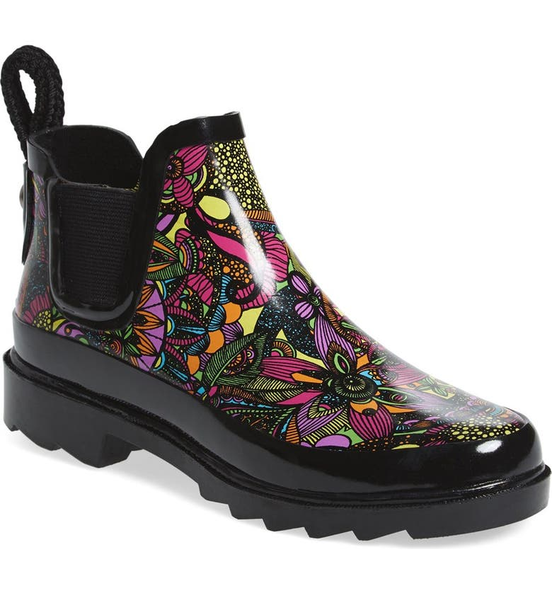 SAKROOTS Rhyme Waterproof Rain Boot, Main, color, 006