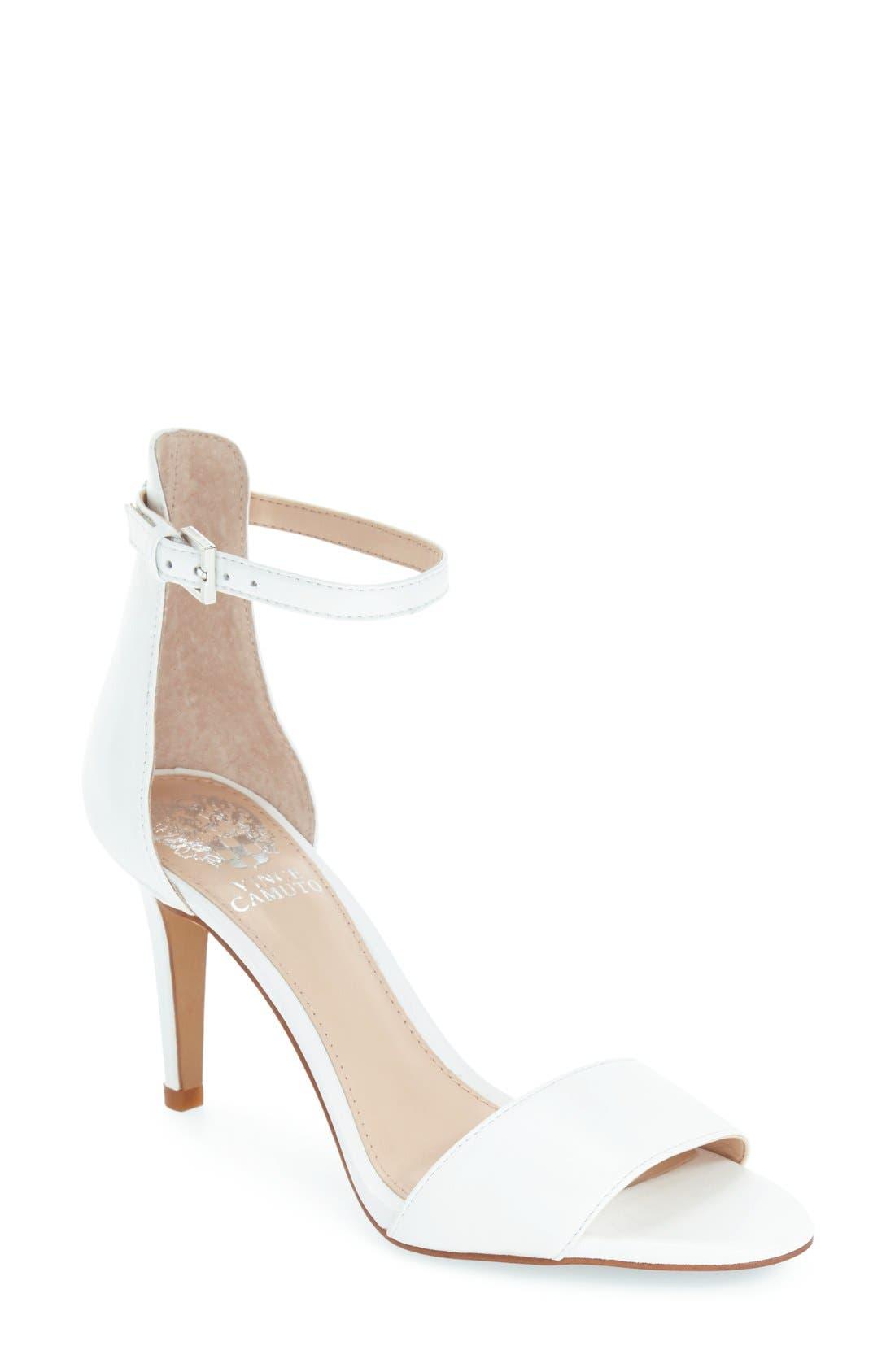 ,                             'Court' Ankle Strap Sandal,                             Main thumbnail 44, color,                             110