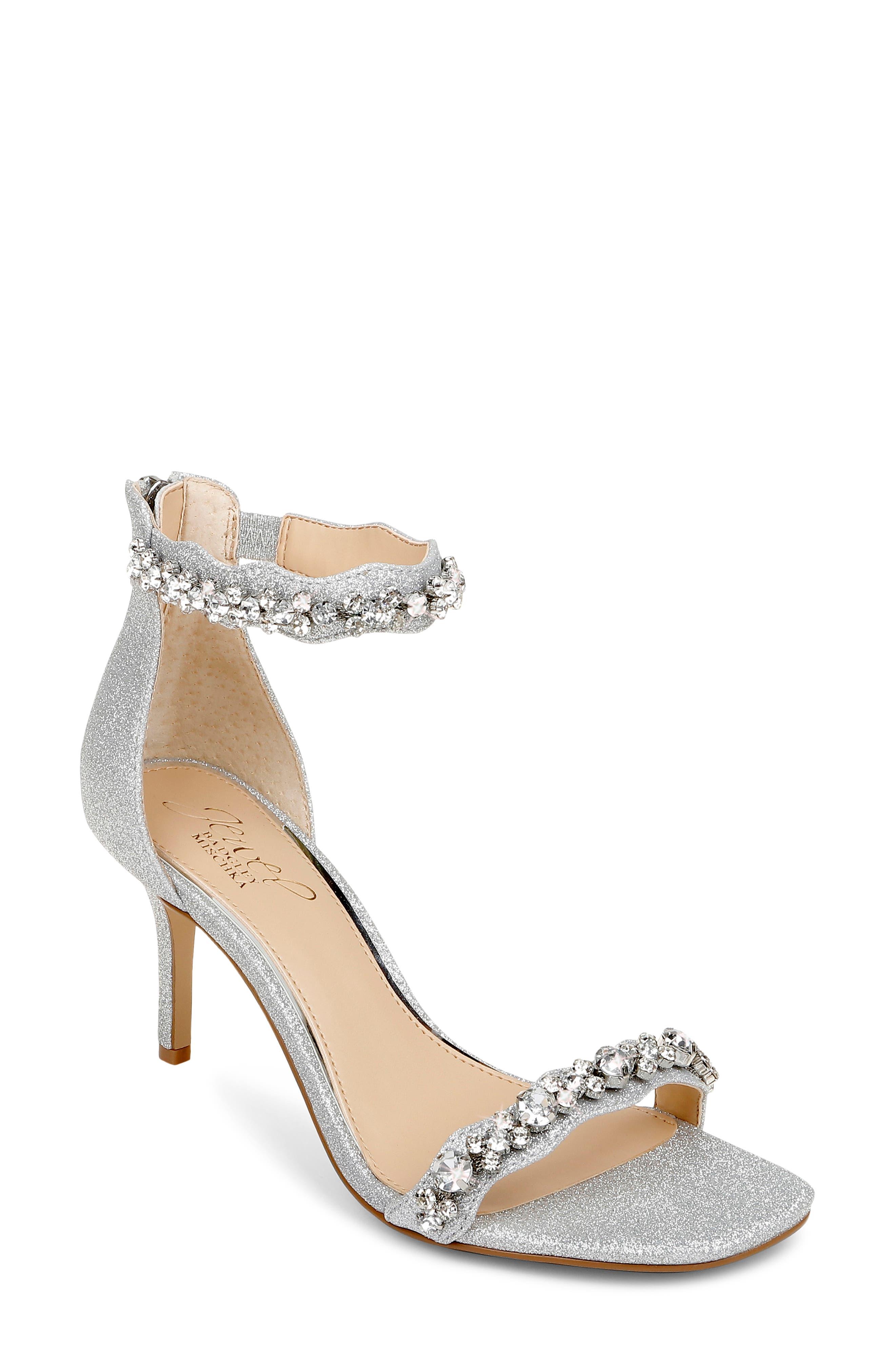 Odele Ankle Strap Sandal