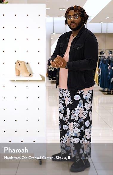 Fedrilla Open Toe Bootie, sales video thumbnail