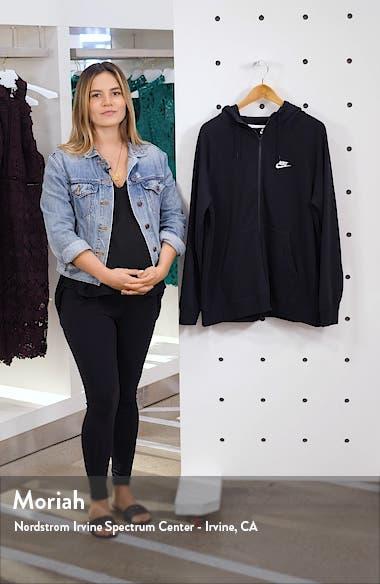 Sportswear Essential Full Zip Fleece Hoodie, sales video thumbnail