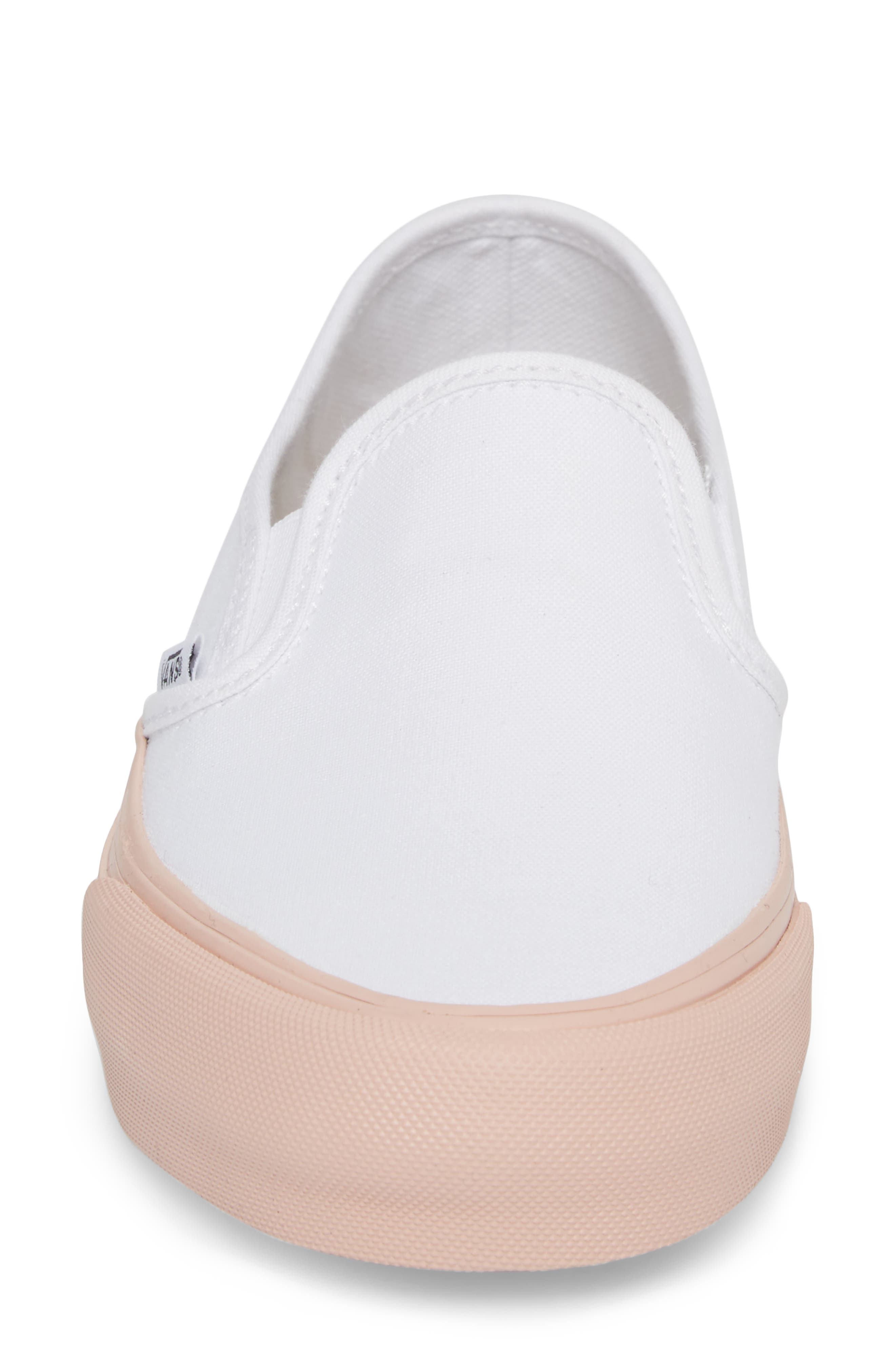 ,                             Classic Slip-On Sneaker,                             Alternate thumbnail 114, color,                             102