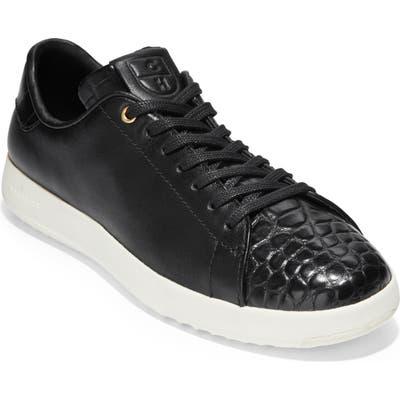 Cole Haan Grandpro Tennis Shoe, Black