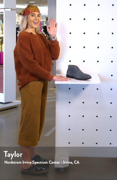 Portland Chukka Boot, sales video thumbnail