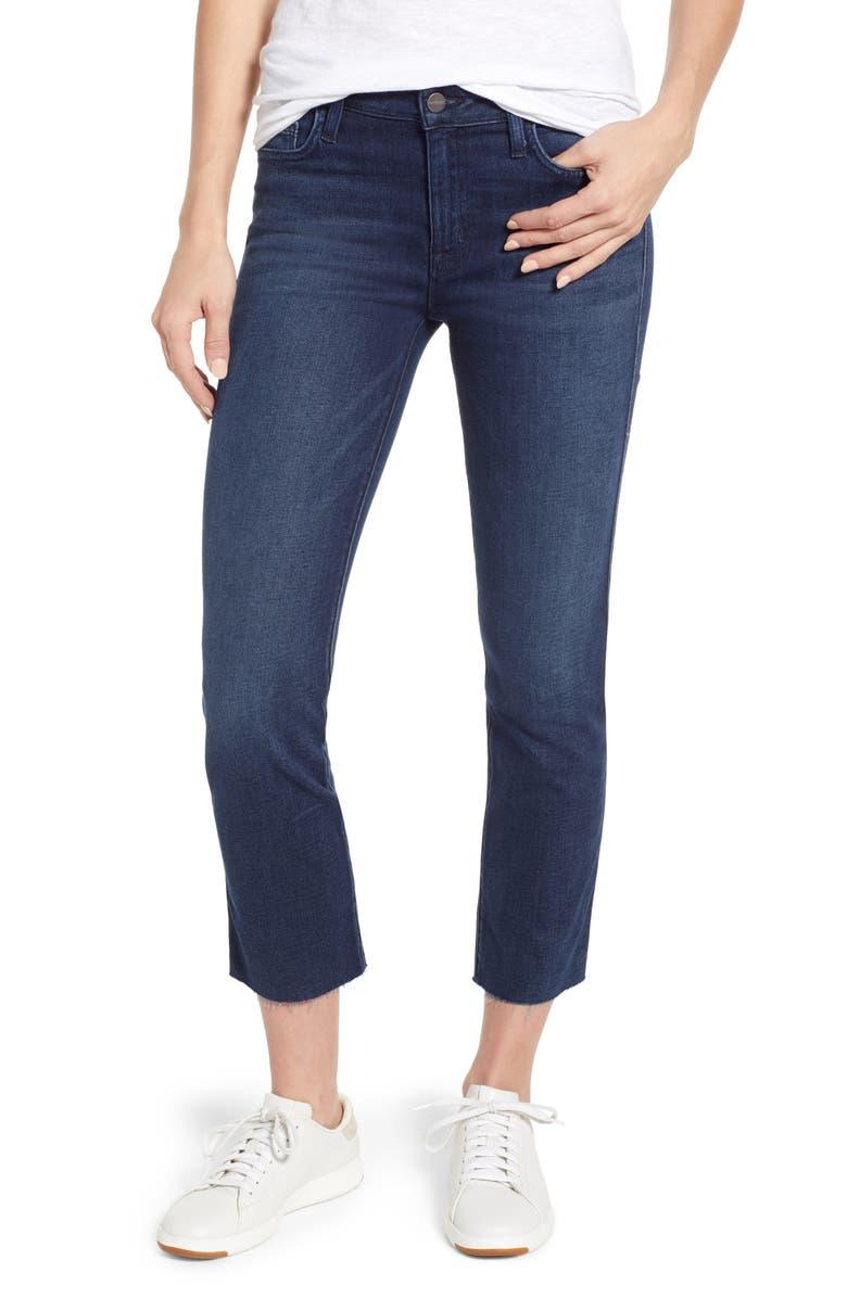 SANCTUARY Modern Straight Leg Jeans, Main, color, STOCKHOLM BLUE