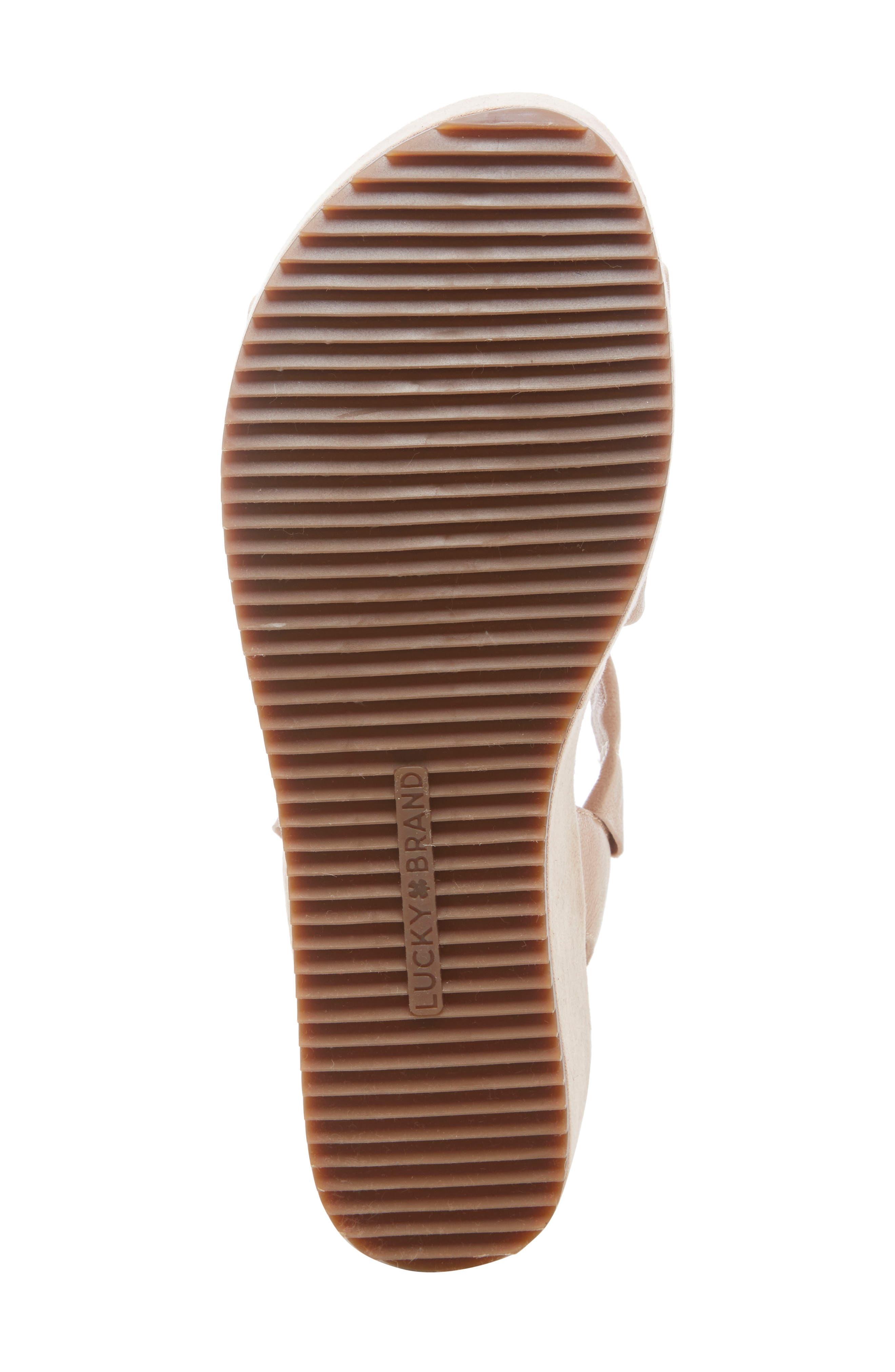 ,                             Waldyna Wedge Platform Sandal,                             Alternate thumbnail 14, color,                             270