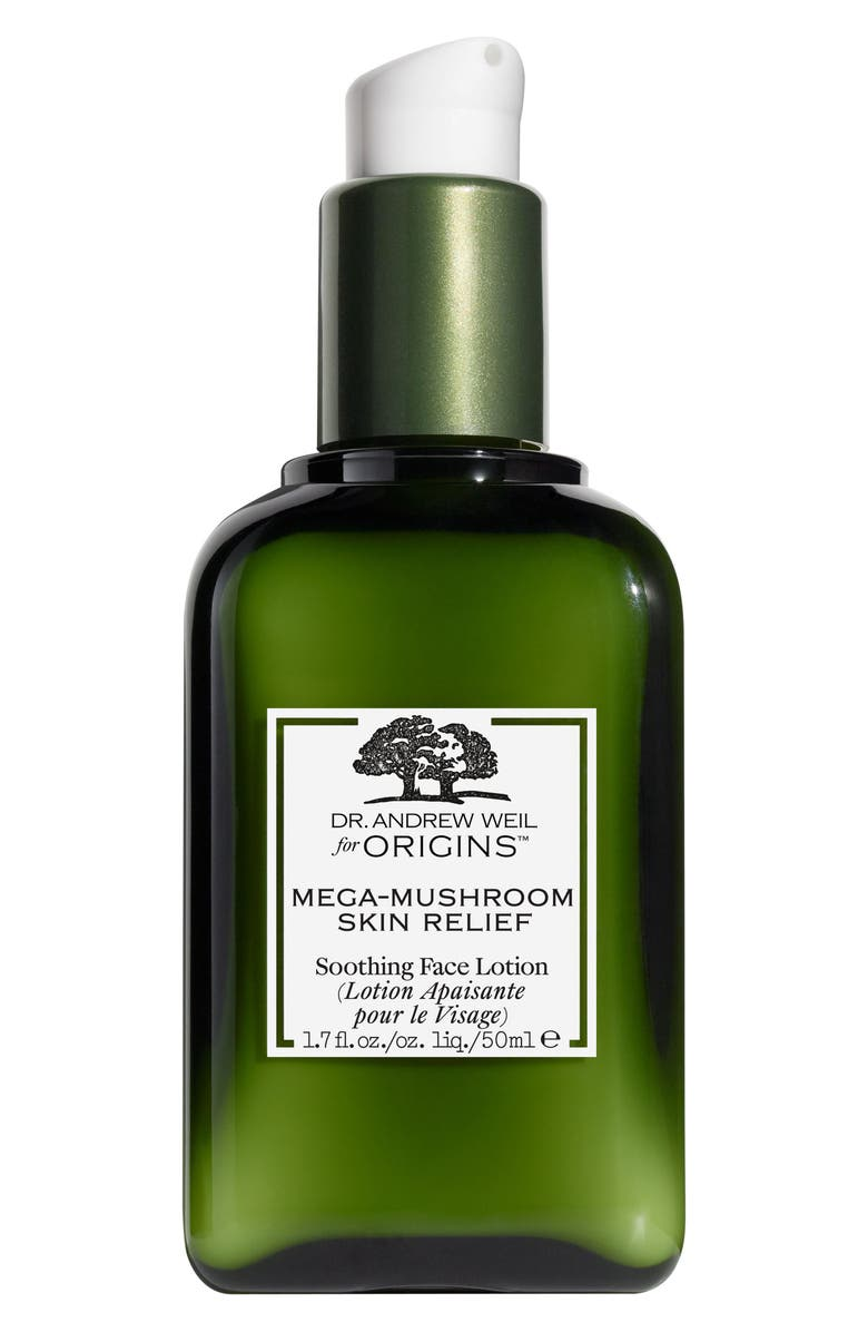 ORIGINS Dr. Andrew Weil for Origins<sup>™</sup> Mega-Mushroom Relief & Resilience Advanced Face Serum, Main, color, 000