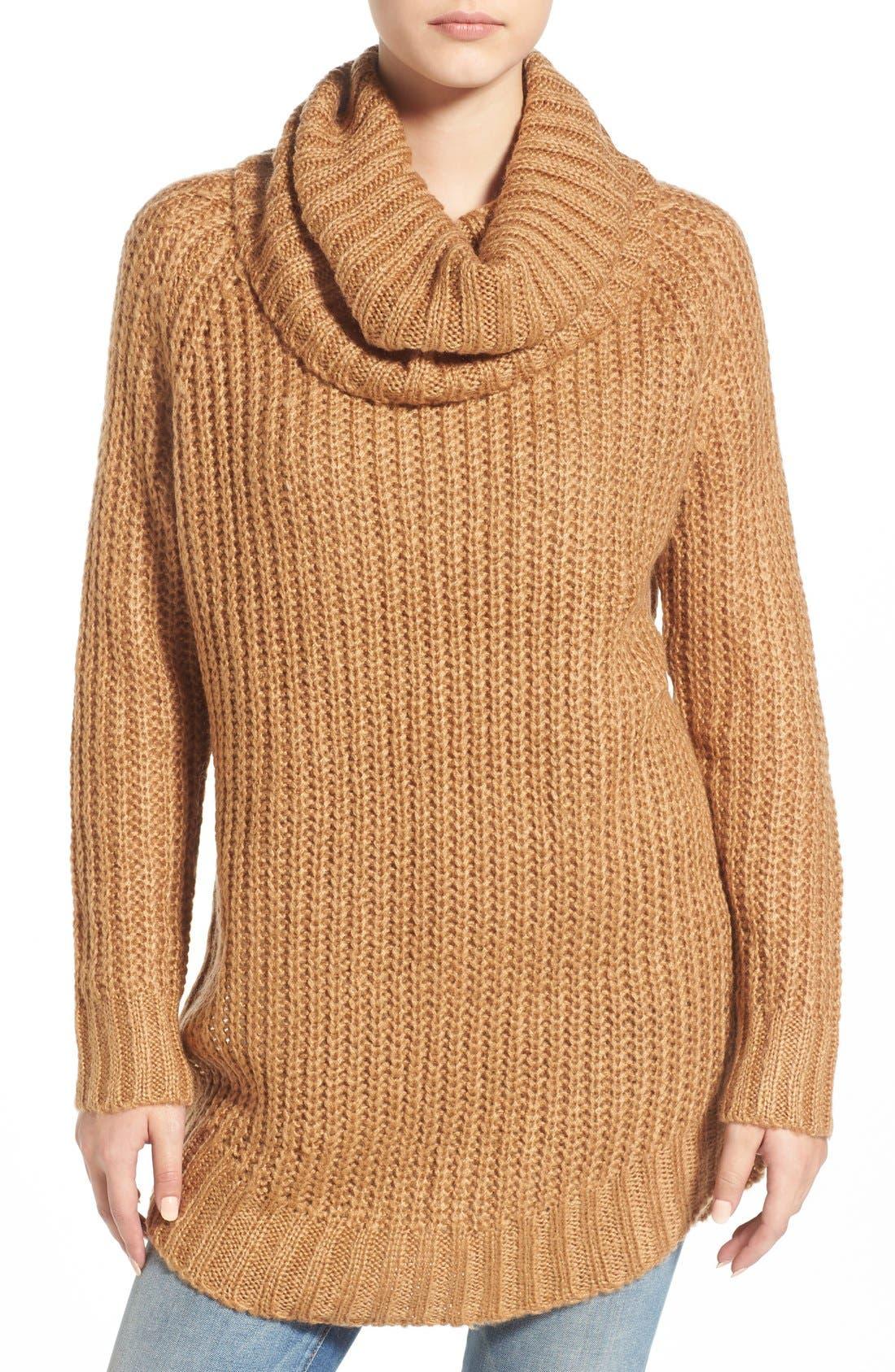 ,                             Cowl Neck Sweater,                             Main thumbnail 19, color,                             230