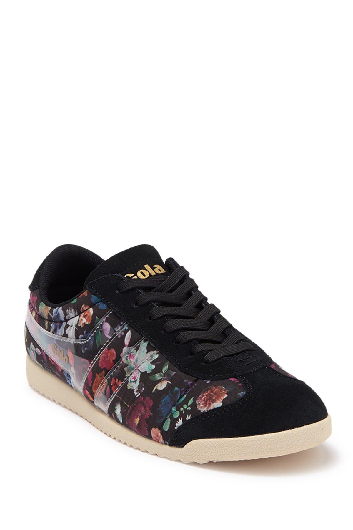 Image of Gola Bullet Liberty Floral Sneaker