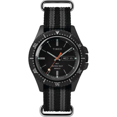 Timex X Todd Snyder The Maritime Nato Strap Watch, 41Mm