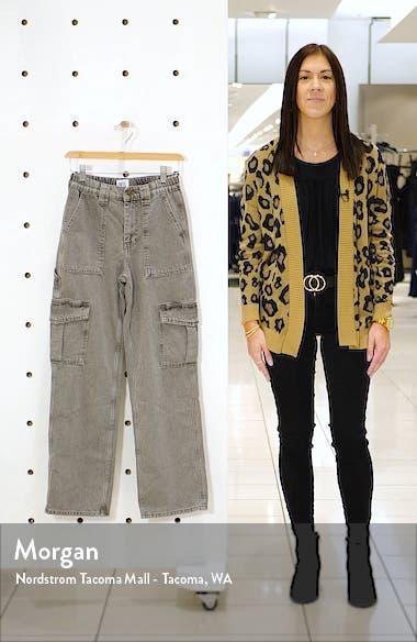 Skate Wide Leg Cargo Jeans, sales video thumbnail