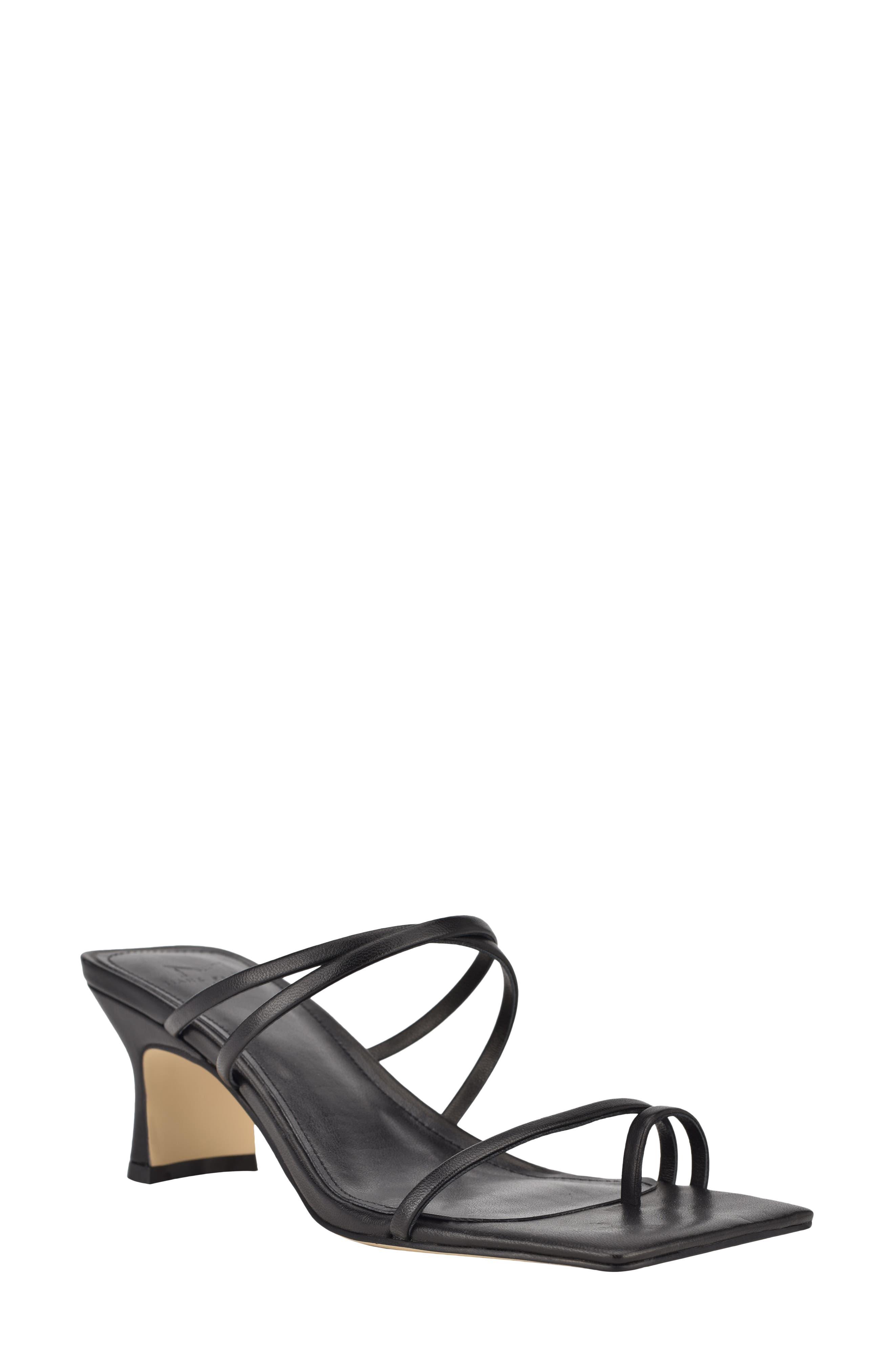 Calida Strappy Slide Sandal