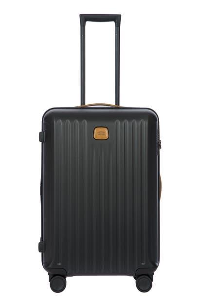 Bric's Bags CAPRI 27-INCH ROLLING SUITCASE - BLACK