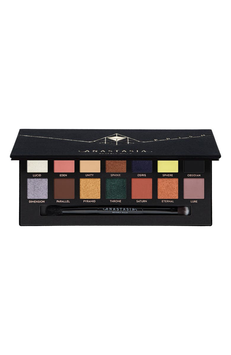 ANASTASIA BEVERLY HILLS Prism Eyeshadow Palette, Main, color, 000