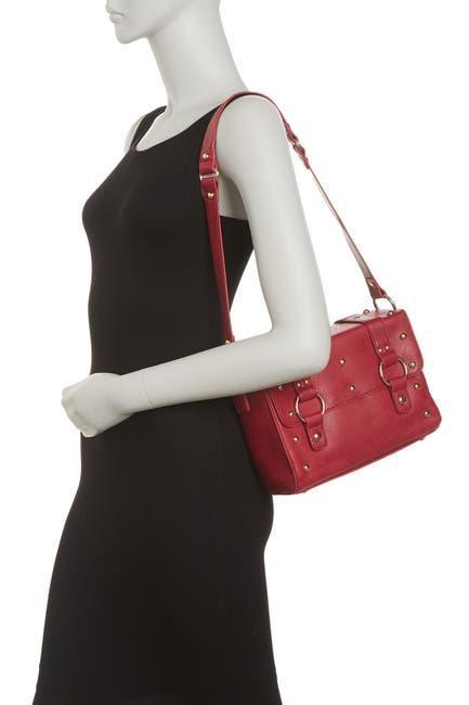Image of Pink Haley Kimora Shoulder Bag