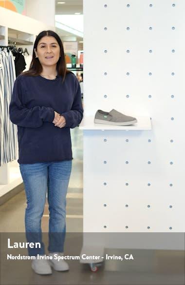Vagabond Slip-On Sneaker, sales video thumbnail