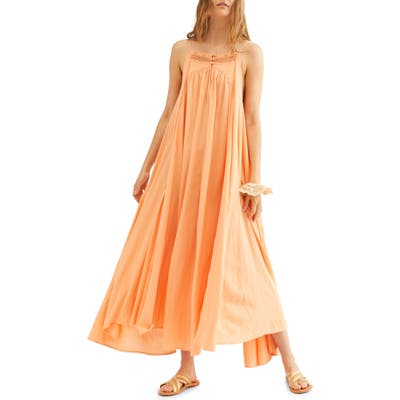 Endless Summer By Free People Mancora Maxi Dress, Pink