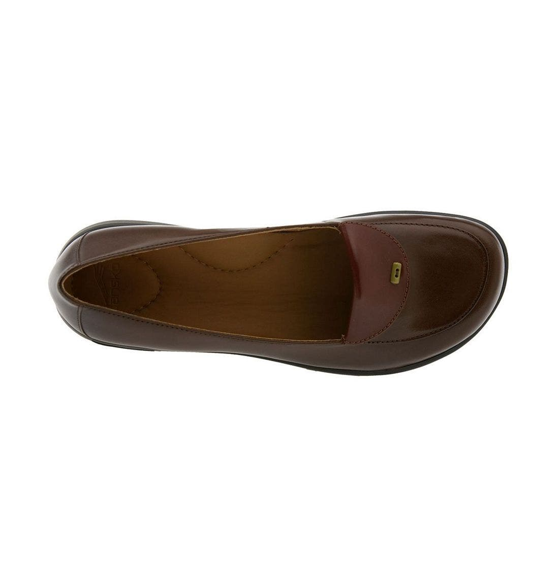 ,                             'Desiree' Loafer,                             Alternate thumbnail 7, color,                             CHO