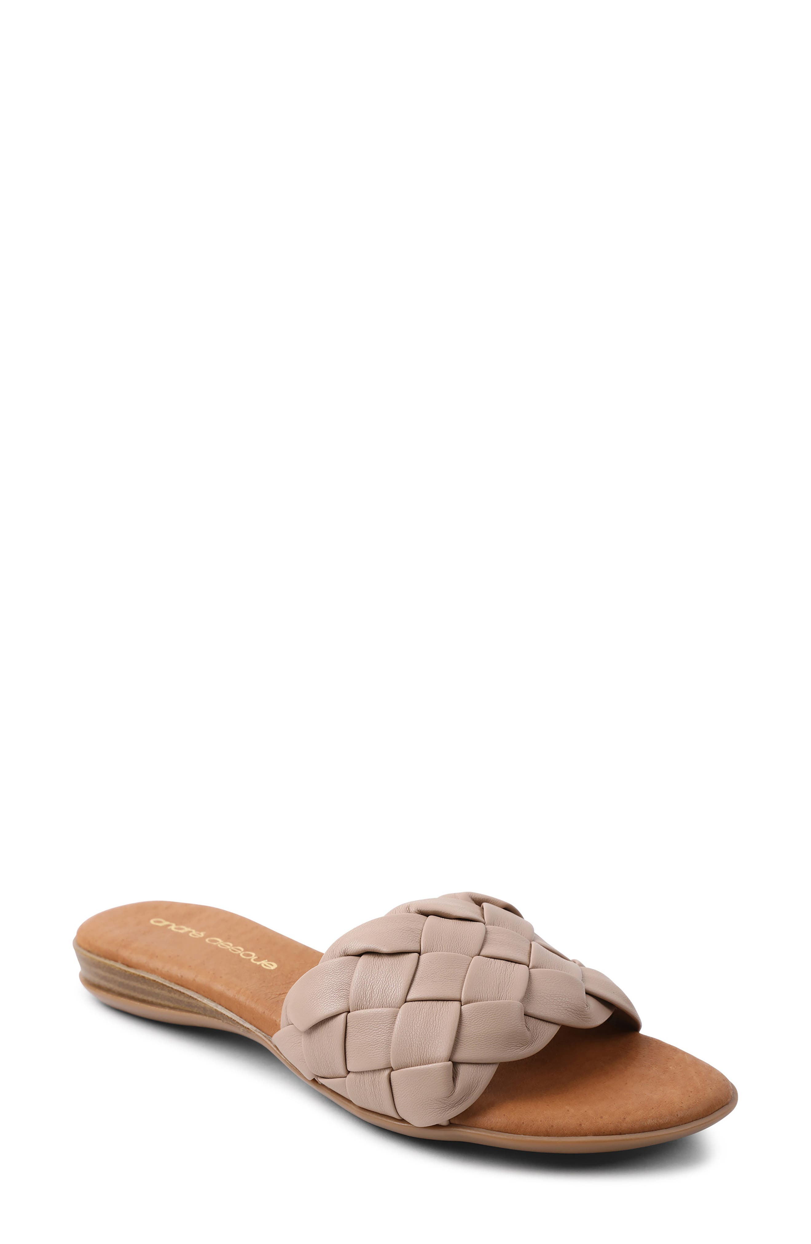 Nicki Slide Sandal