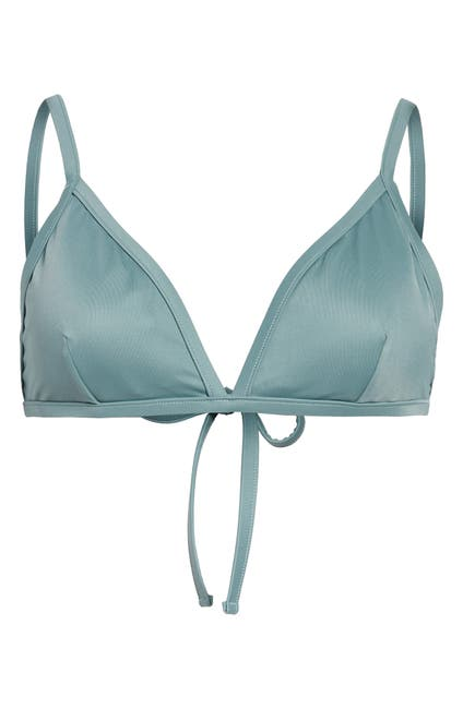 Image of Madewell Second Wave Bralette Bikini Top