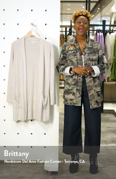CozyChic<sup>™</sup> Lite Long Cardigan, sales video thumbnail
