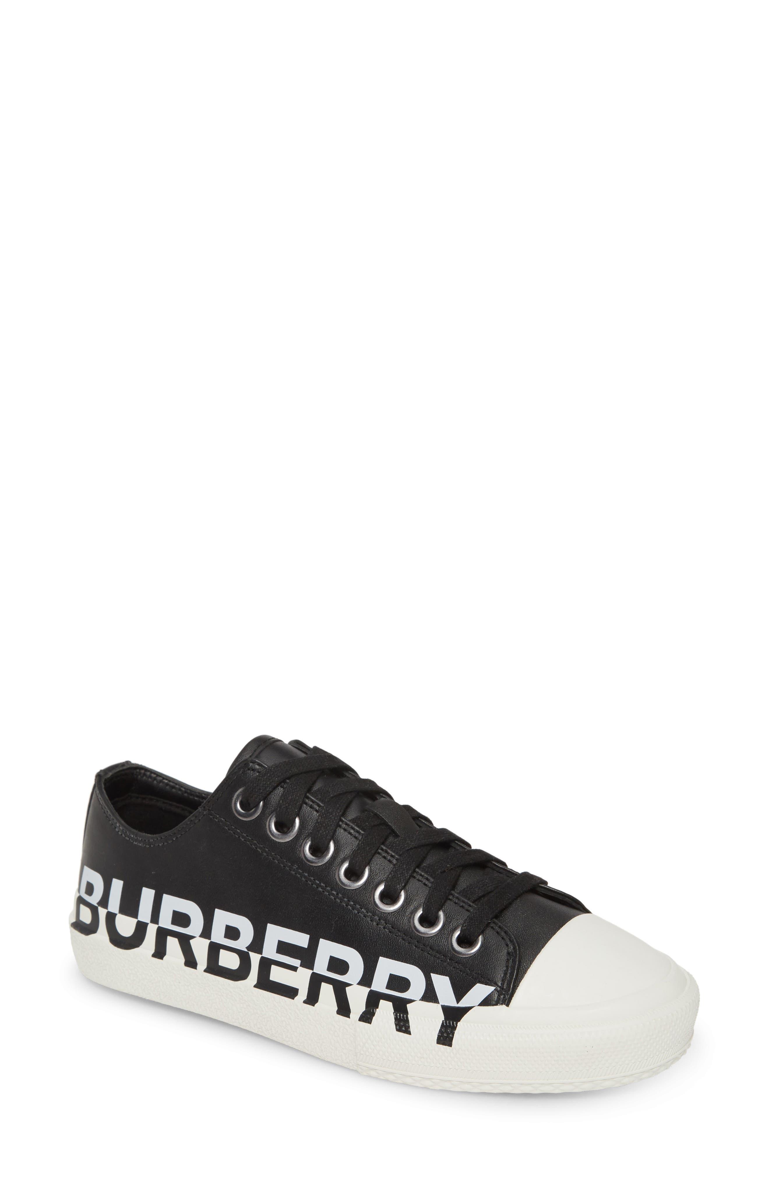 Burberry Larkhall Logo Low Top Sneaker
