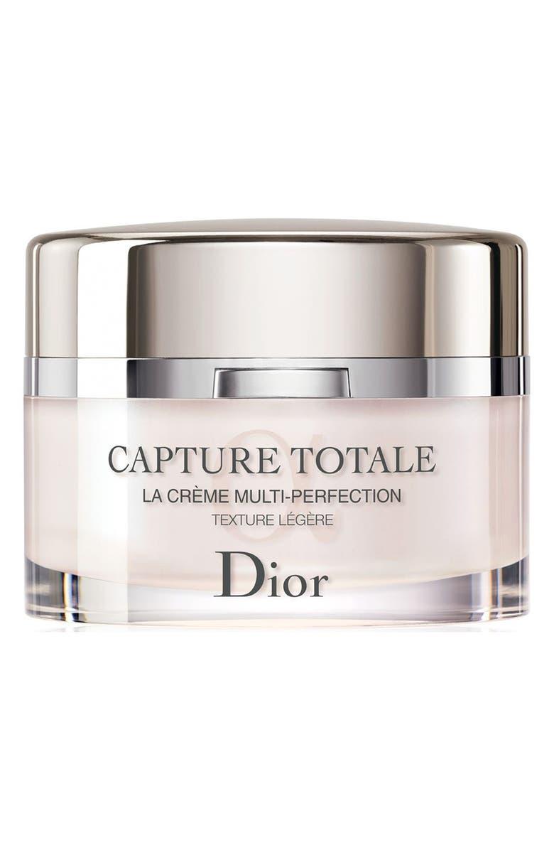 DIOR Capture Totale Multi-Perfection Crème Light Texture, Main, color, 000