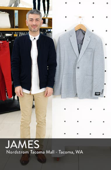 Trim Fit Linen Sport Coat, sales video thumbnail