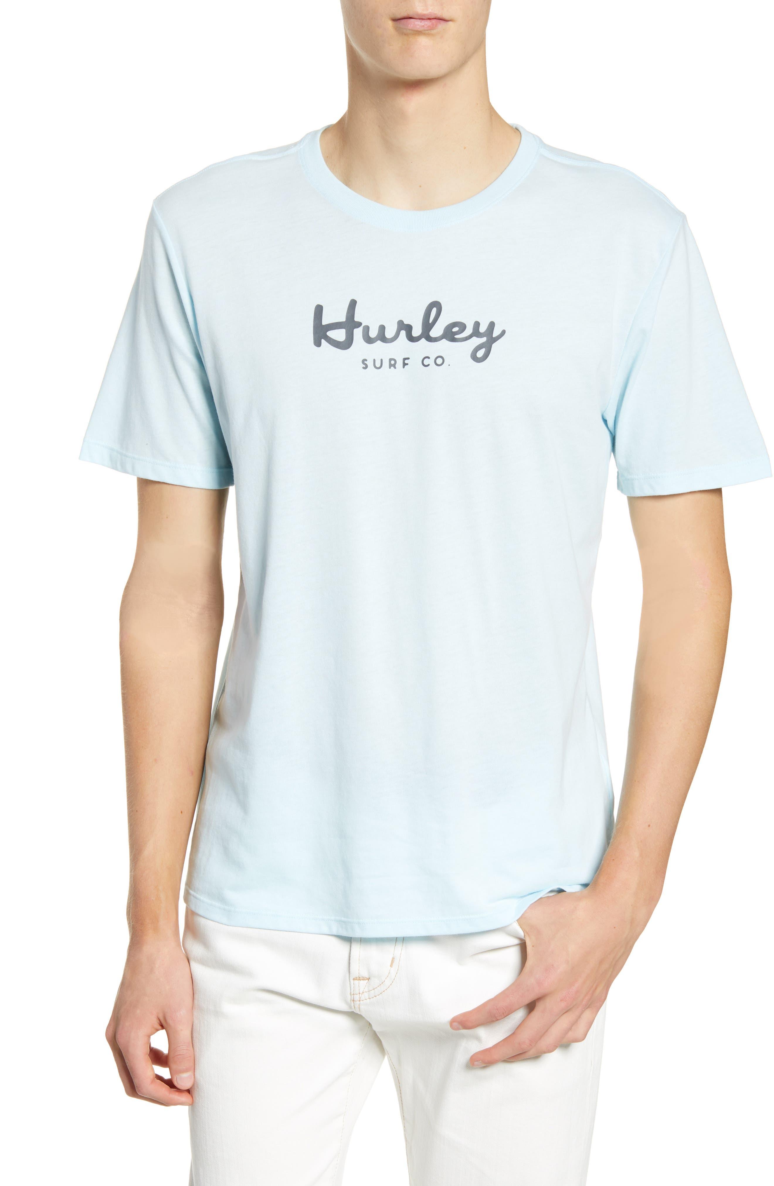 5c32c0e7d Hurley Men's T-Shirts, stylish comfort clothing