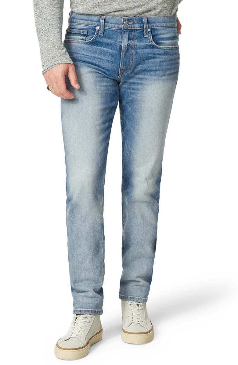JOE'S The Asher Slim Fit Jeans, Main, color, 400