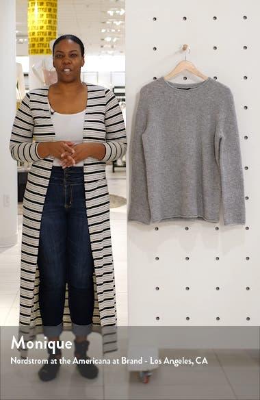 Bouclé Sweater, sales video thumbnail