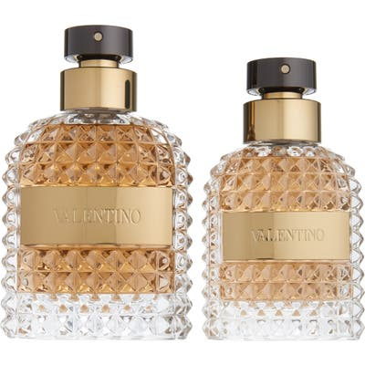 Valentino Uomo Eau De Toilette Set ($180 Value)