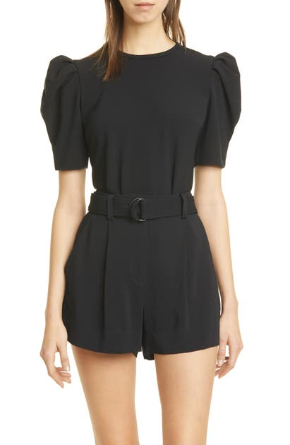 A.l.c Tops WEST PUFF SLEEVE TOP