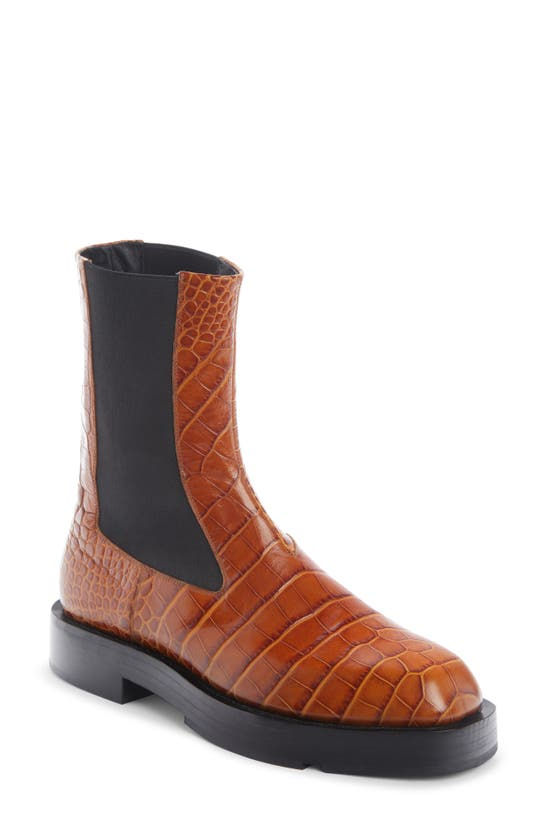 Givenchy Leathers SHOW CHELSEA BOOT