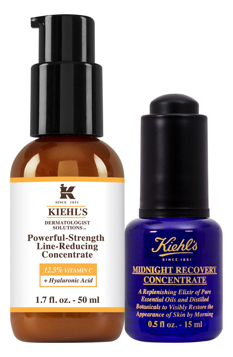 KIEHL'S SINCE 1851 Restful Radiance Skin Care Duo, Main, color, NO COLOR