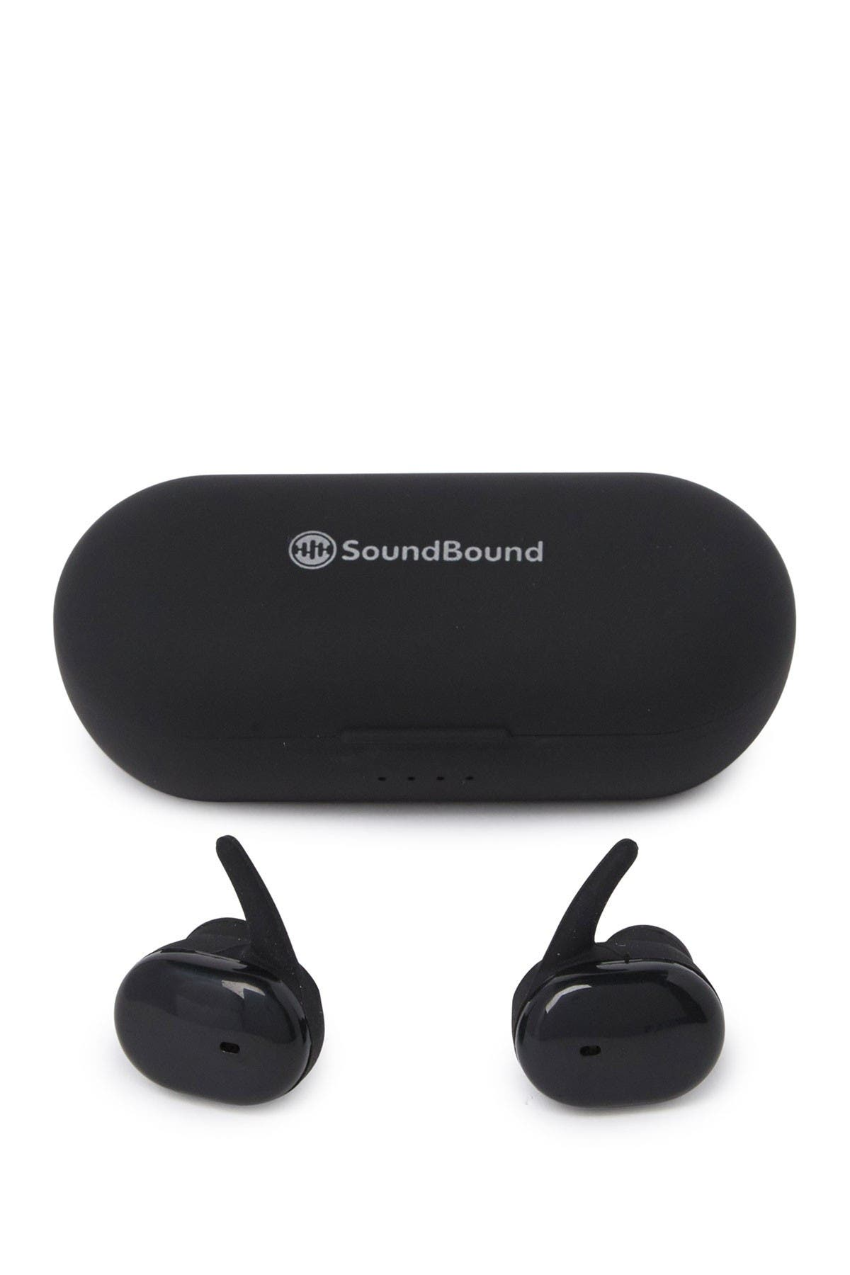 Image of LIFEWARE SoundBound True Wireless Stereo Wingtip Sport Sweat Resistant Earbuds