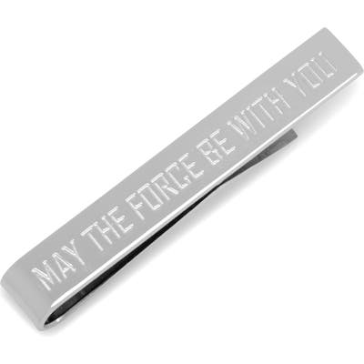 Cufflinks, Inc. May The Force Be With You Tie Bar
