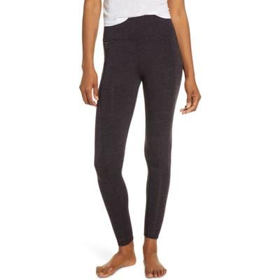 Pj Salvage Side Pocket Leggings, Grey