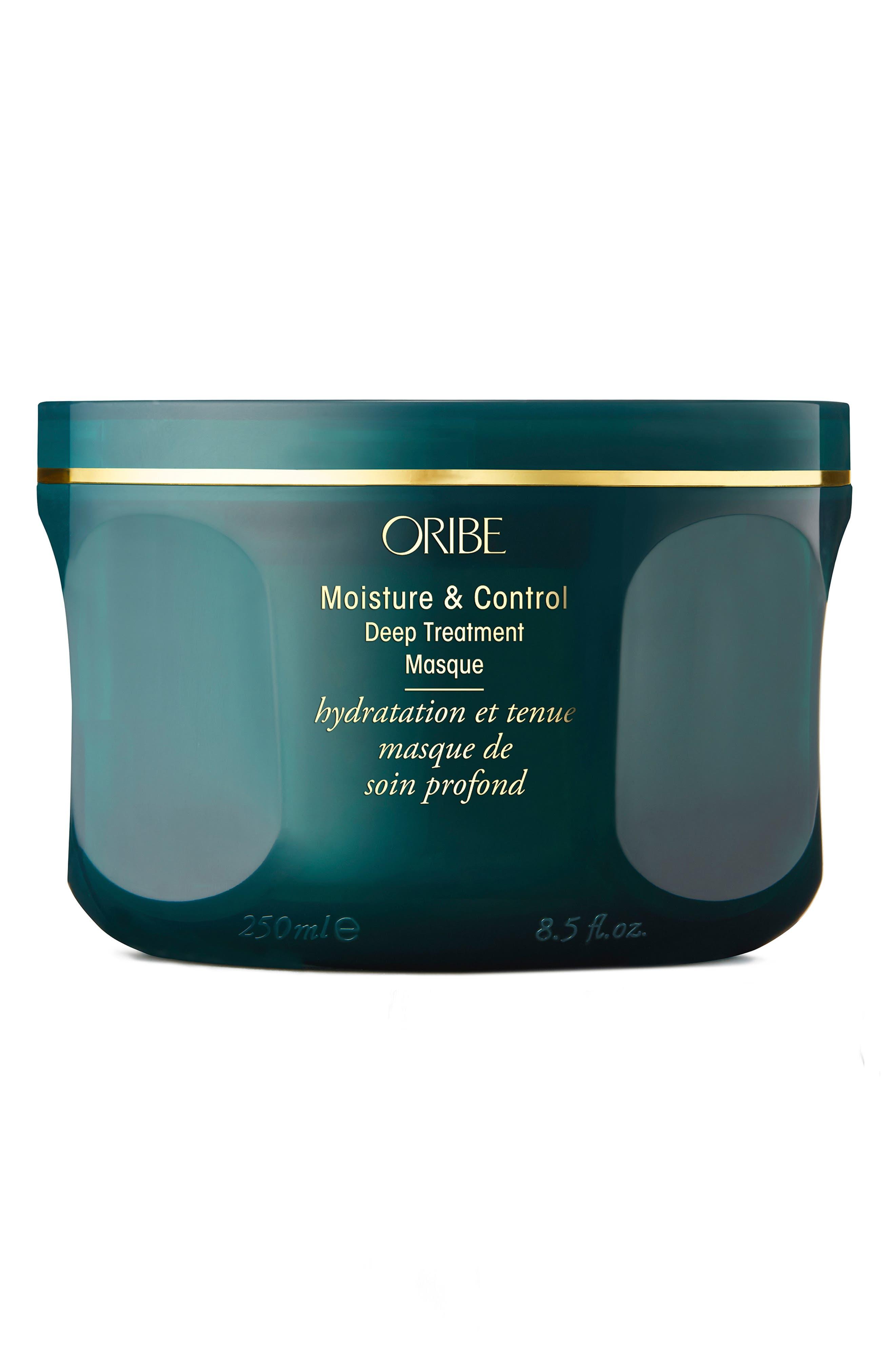 Moisture & Control Deep Treatment Hair Masque
