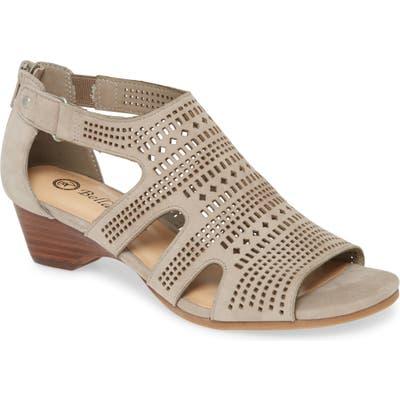 Bella Vita Quinby Sandal- Beige