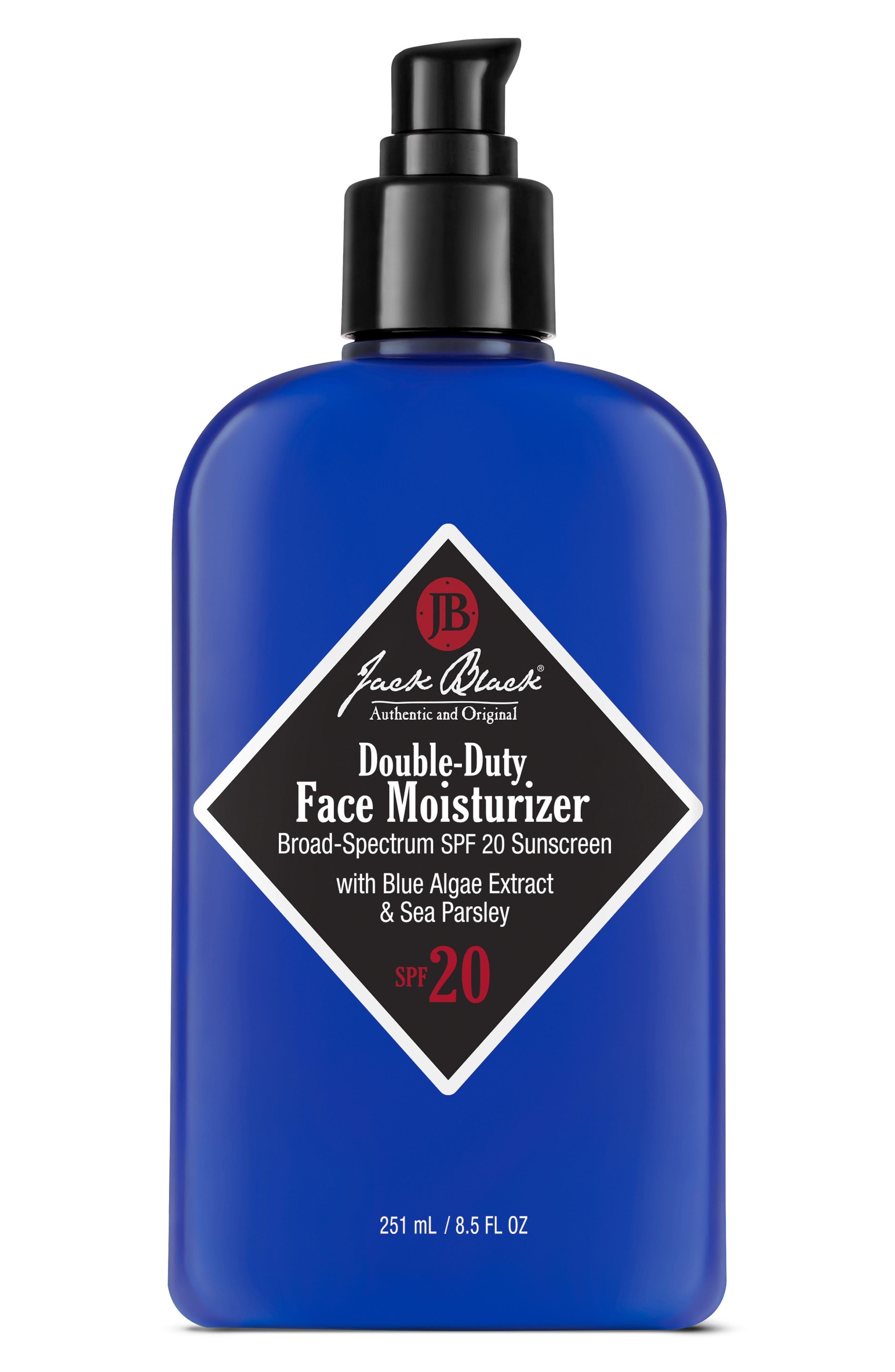 Double-Duty Face Moisturizer Spf 20