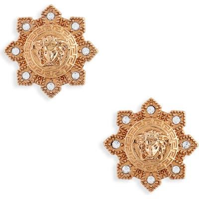 Versace Medusa Bloom Stud Earrings