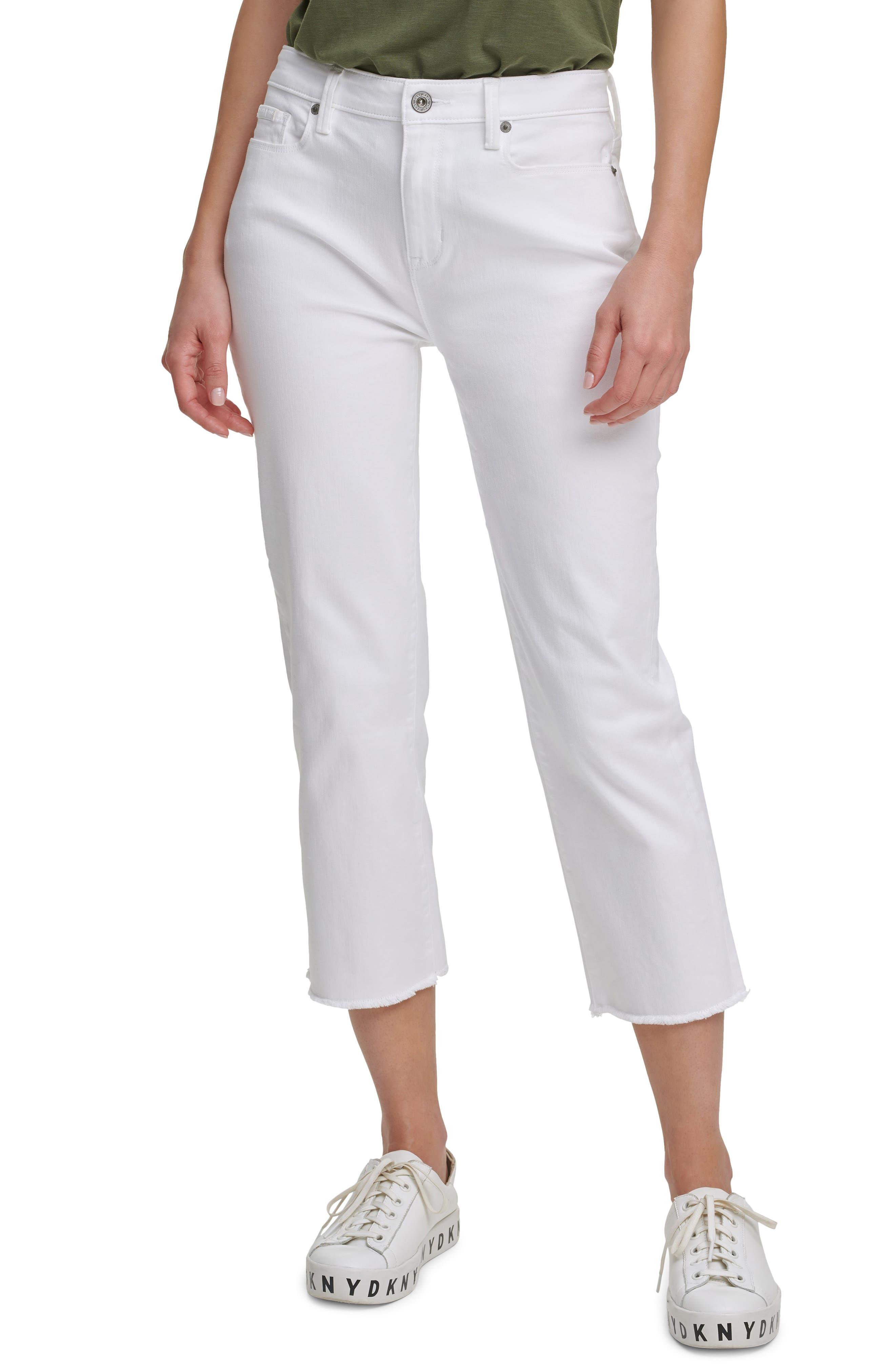 Rivington Slim Fit Crop Jeans