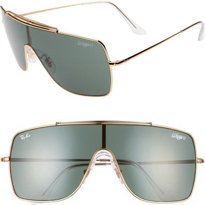 Ray-Ban 1 Shield Sunglasses - Gold