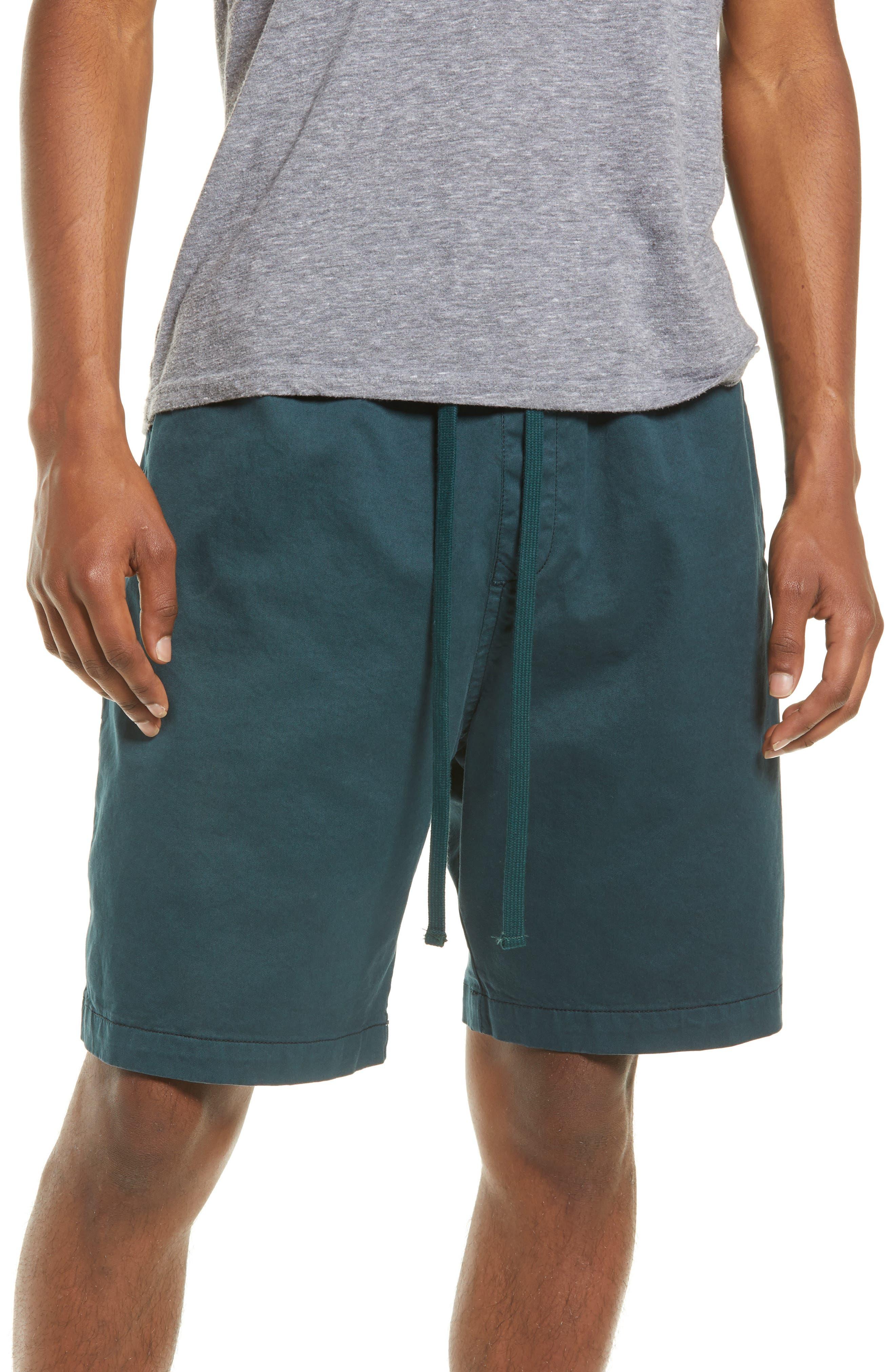 Men's Lawton Woven Stretch Drawstring Shorts