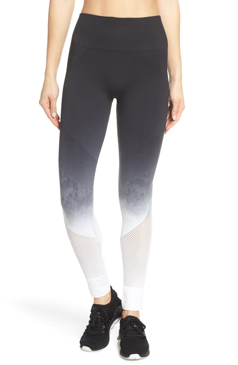 CLIMAWEAR Formation High Waist Leggings, Main, color, 001