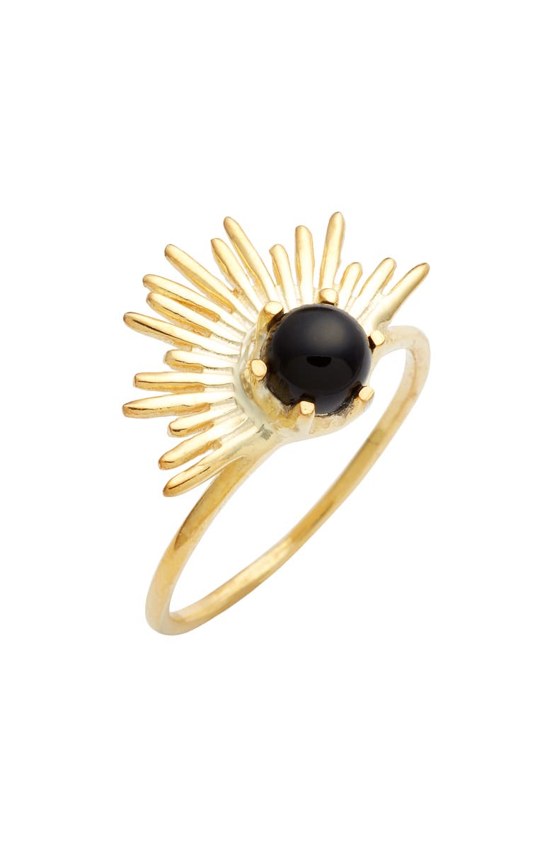 COLLECTIONS BY JOYA Starburst Ring, Main, color, 001