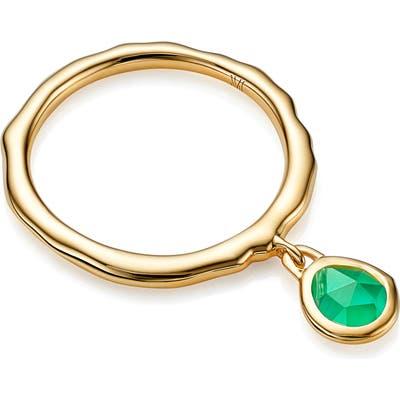 Monica Vinader Siren Charm Ring