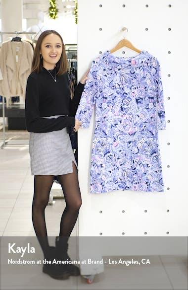 Saralyn Shift Dress, sales video thumbnail