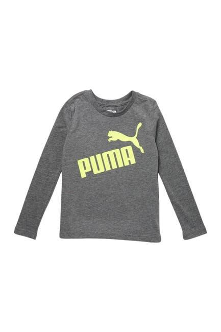 Image of PUMA Amplified Pack Long Sleeve Tee